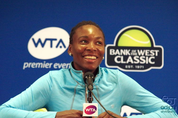 Venus Williams - 7-24-16 - Ed Jay
