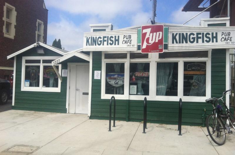 Kingfish Pub - 5-2015
