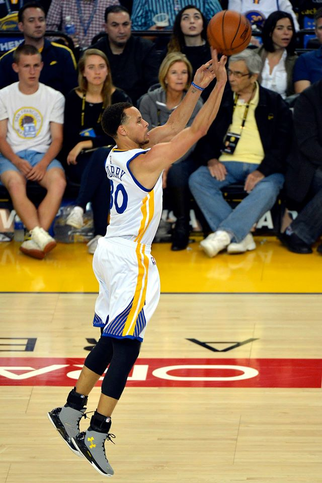 Steph Curry - 2016 -- Rich Yee