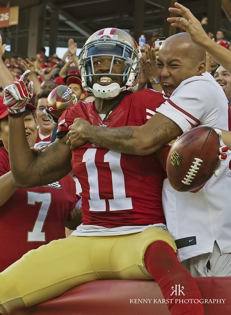 49ers - 8-23-15 - Kenny Karst