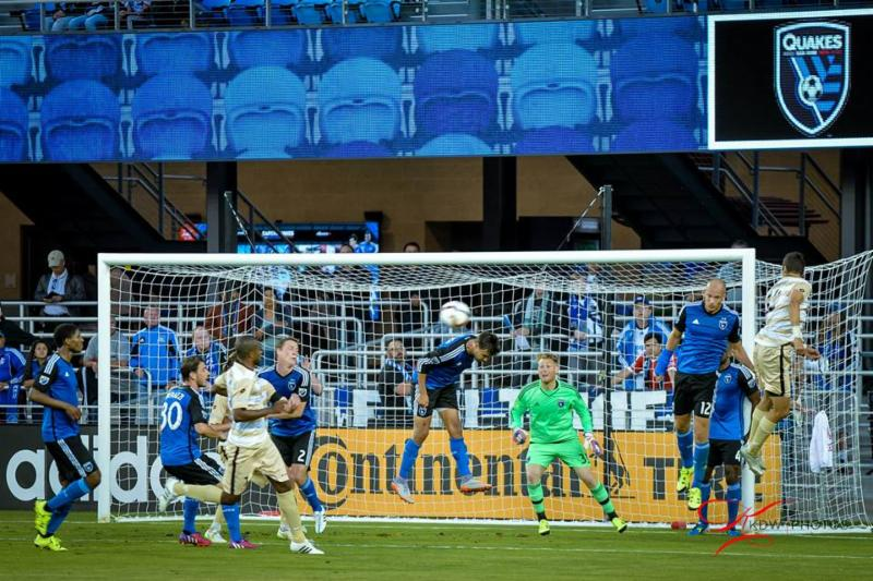 Quakes vs. Sacramento 2015 - Kenneth Wong