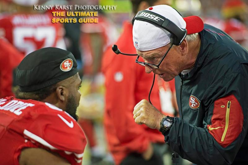 49ers - 7-4-16 - Kenny Karst