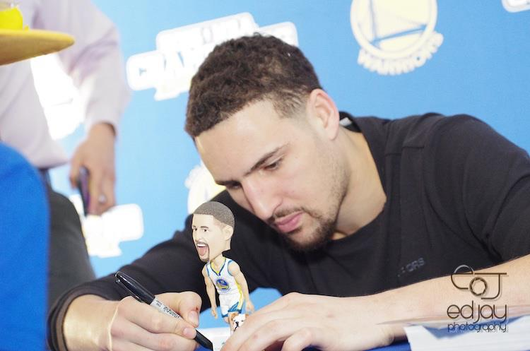 Klay Thompson - 3-16 - Ed Jay