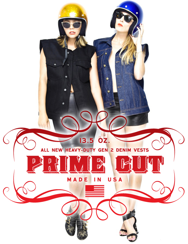 Prime Cut Vests