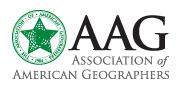 Association of American Geographers