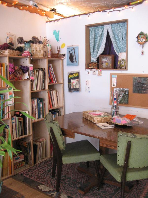 treehouse craft corner