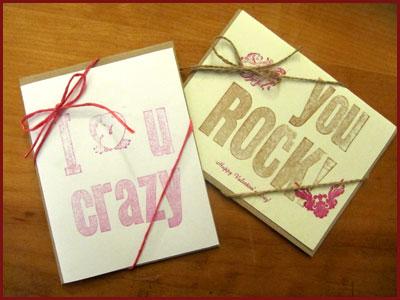 hyC creative valentine cards