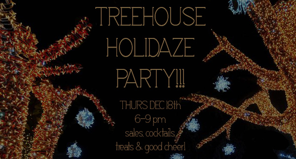 treehouse holidaze