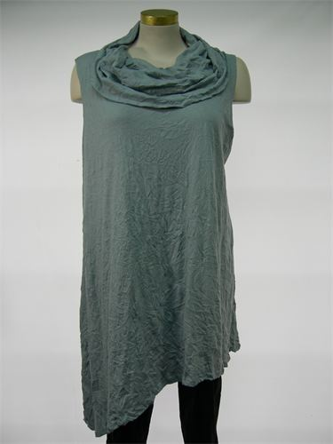 Chalet - cowl tunic