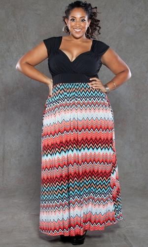 SWAK-Georgia Maxi dress