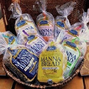 Basket of Manna Bread