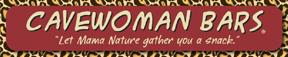 Cavewoman Bars Logo