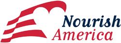 Nourish America logo