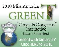 Green T Eco Contest Ad