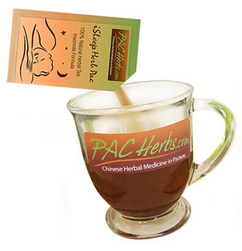 PAC Herbs Cup and Tea