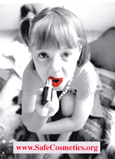 Safe Cosmetics Ad