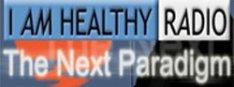 I Am Healthy Radio - logo