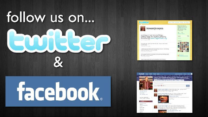 EPC - Facebook & Twitter