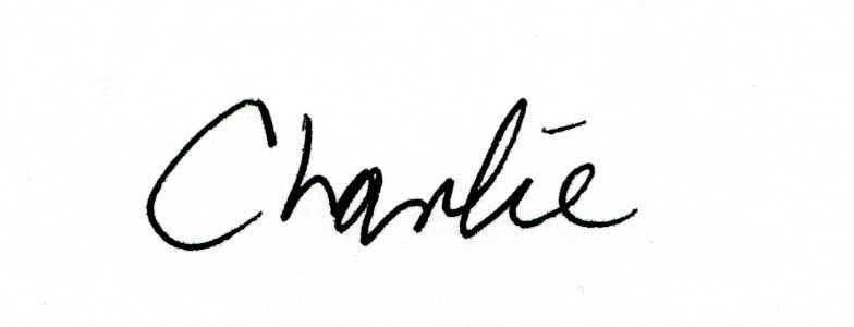 CHARLIE Signature