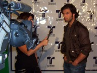 Jencarlos at the KDVA Studios