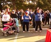 KVDA Diabetes Walk
