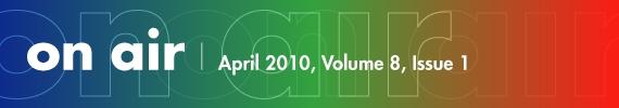 April 2010, Volume 8, Issue 1