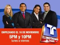 Telenoticias El Paso News Team
