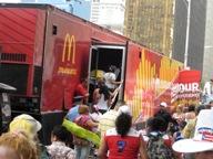 McDonald's Fiesta Tour