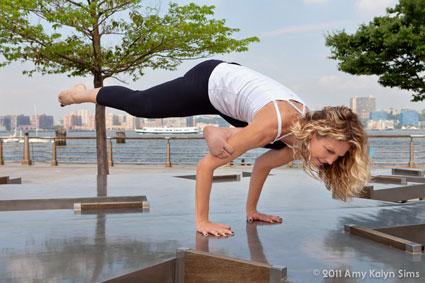Jodie balance