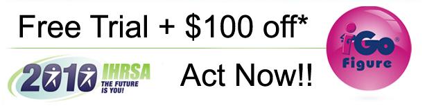 Free Trial plus $100 off!
