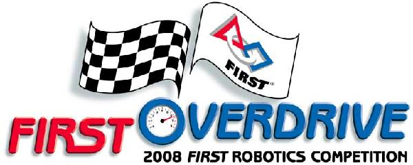 Overdrive Game Logo