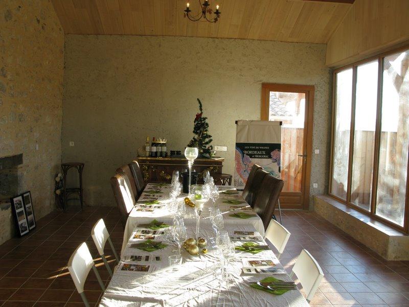 Wine Class Christmas