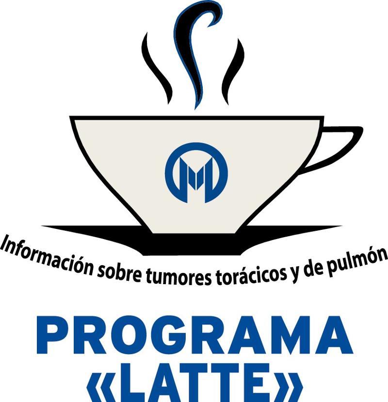 Latte Logo - Spanish