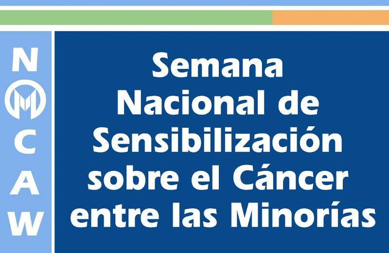 NMCAW Logo - Spanish