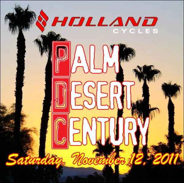 Palm Desert Century Nov 12 '11