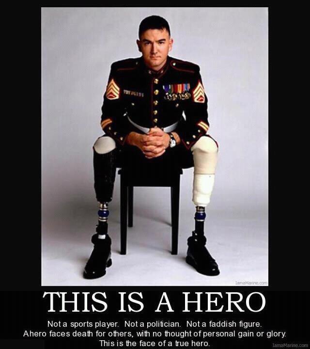 Marine Hero