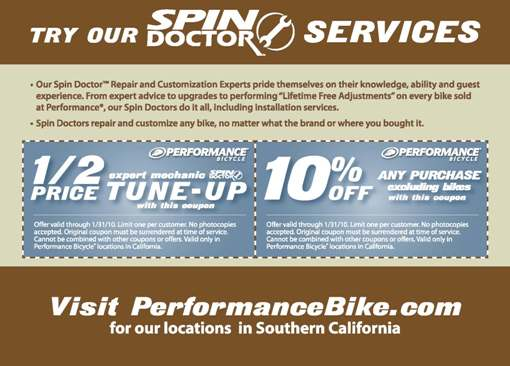 Performance In Store Coupon