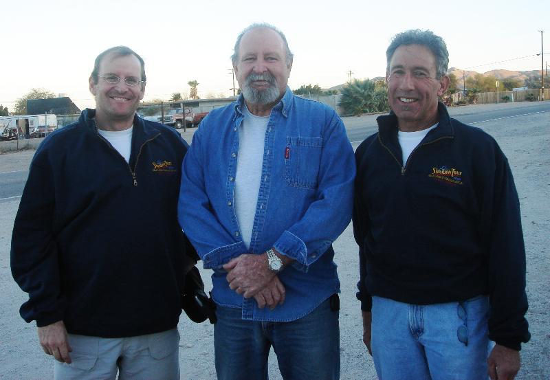 Jim Knight, Jimmy Ray Jones, Larry Gitman