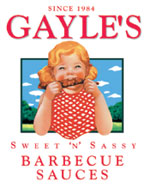 Gayle's Sweet 'N' Sassy BBQ Sauces