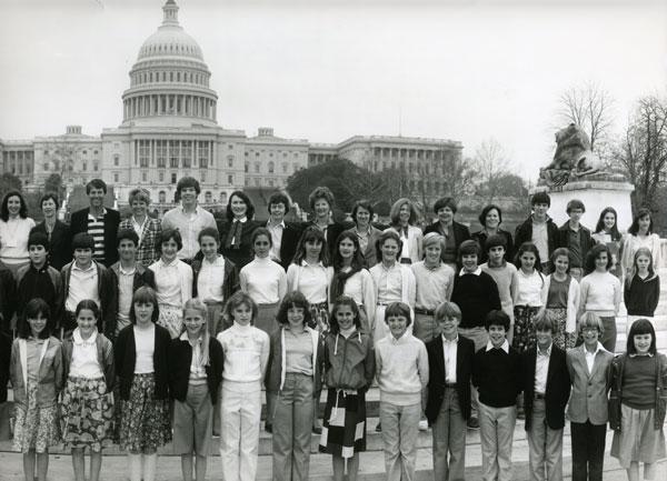 1981 CSMSG Choir Revised