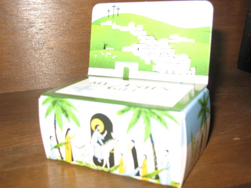 Mite box