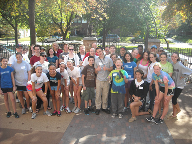 YM-GROUP on Service Day