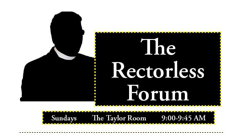Rectorless Forum banner