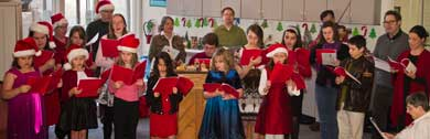 Youth Ministry and Girls Choir at Mary Ryder