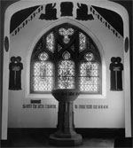 1929 Baptistry