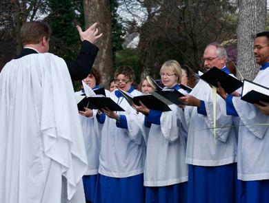 The CSMSG Choir