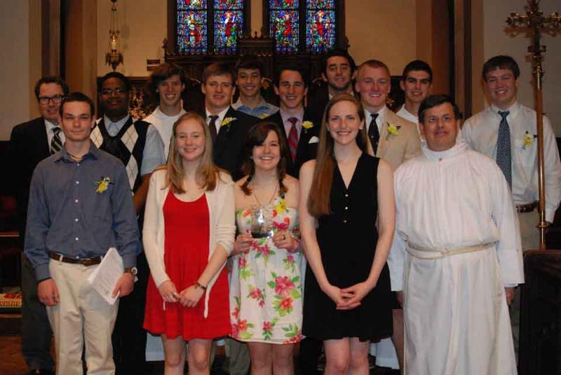HS Graduating Class of 2013