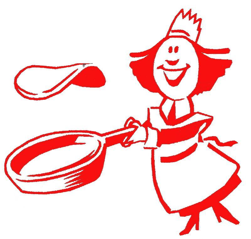Pancake lady