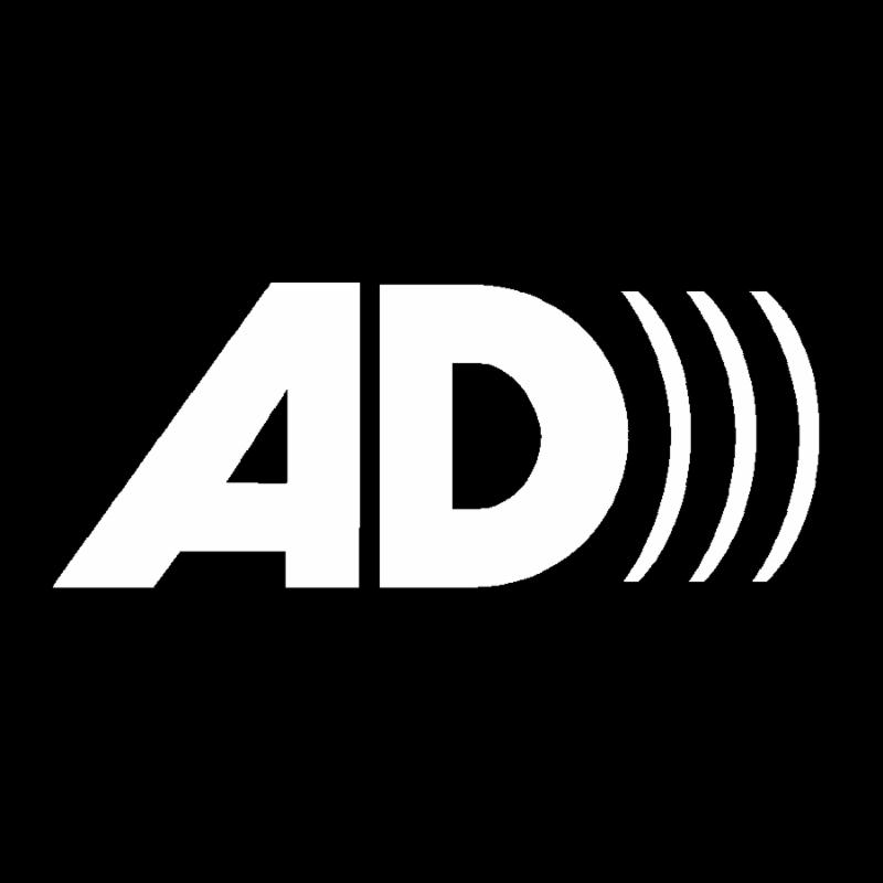 Symbol for Audio Descripton
