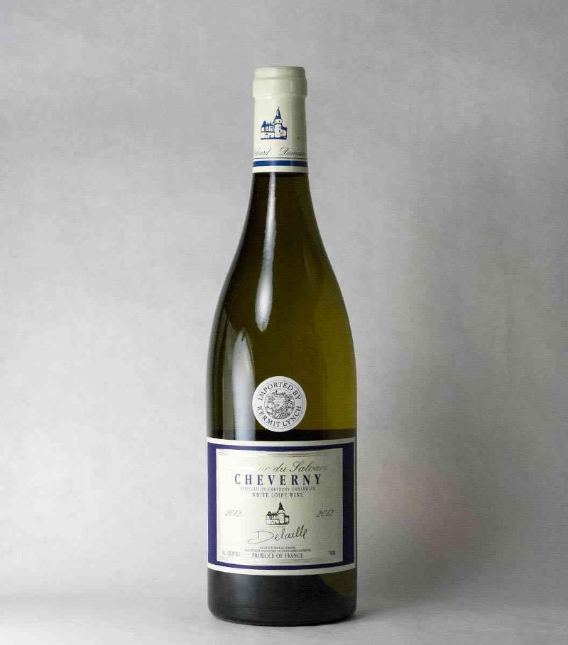 Salvard '12 Cheverny Blanc